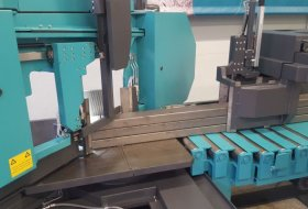AUTOMATED SAWING PROCESS