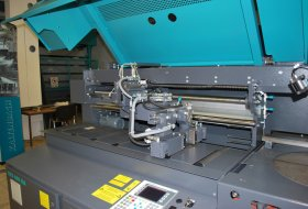 Automated Sawing Process