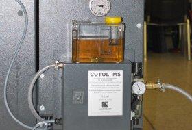 Minimum quantity lubrication