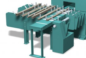 Automatic Bar Infeed